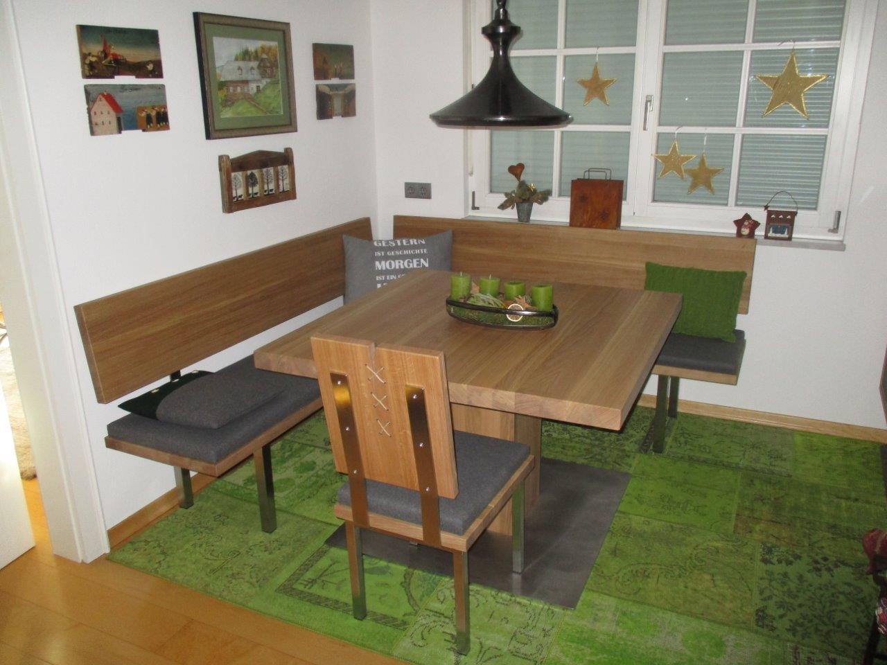 Küchen und Esszimmer | Tischlerei Knechtl
