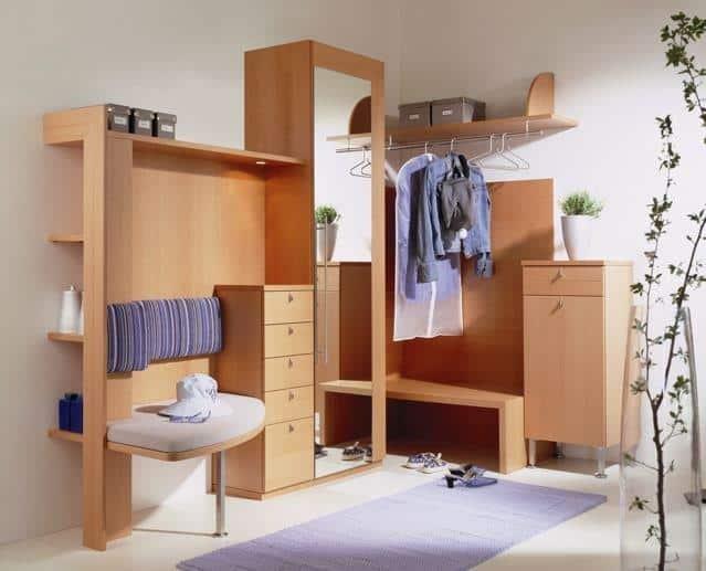 vorzimmer tischlerei knechtl. Black Bedroom Furniture Sets. Home Design Ideas