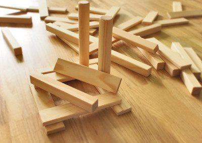 Massivholz Kinderspielzeug von Ihrem Tischler