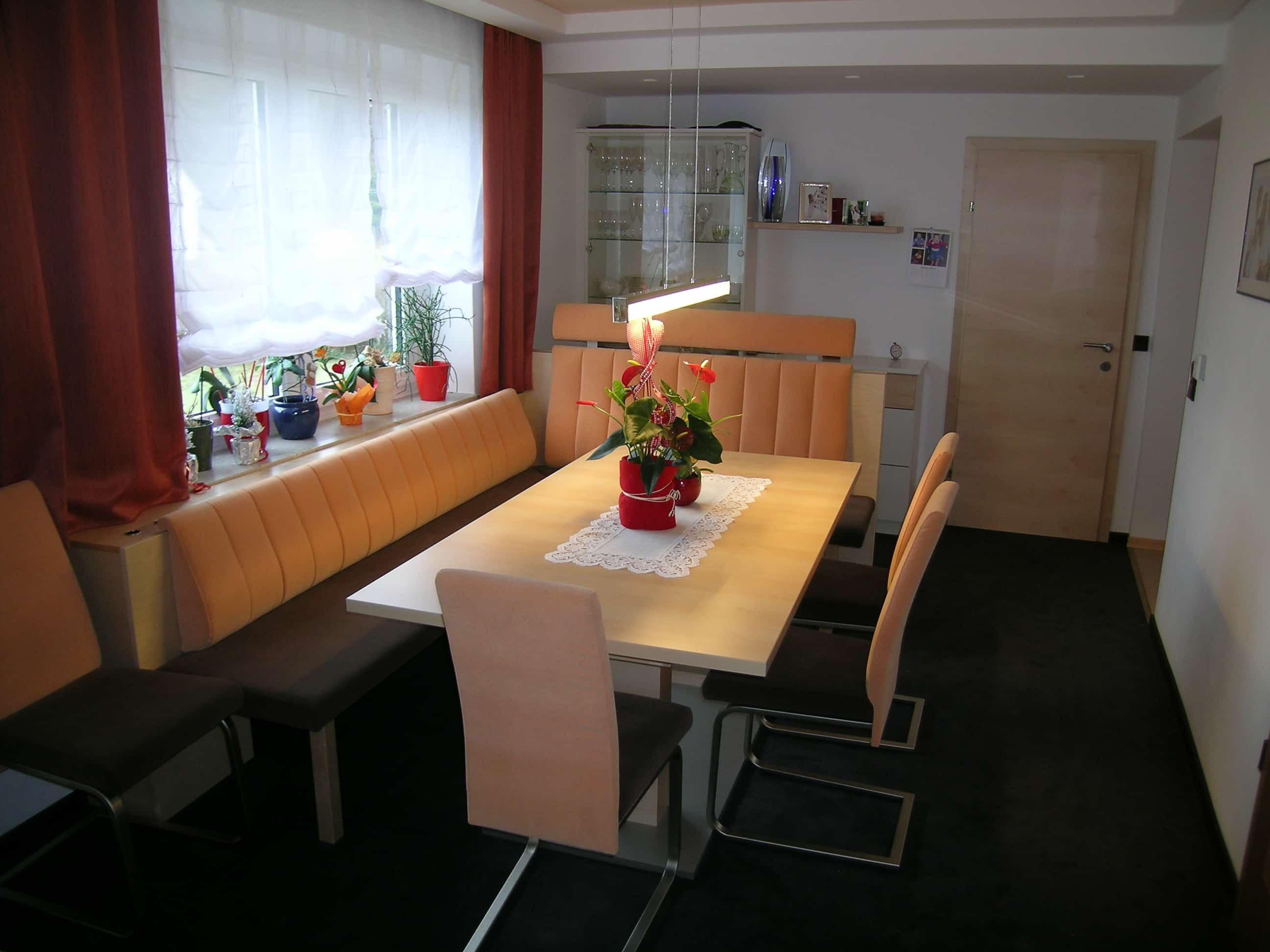Moderne kuche ahorn for Kuchenschrank konfigurieren