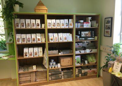 Einrichtung des BACKPROFI Shop von Christian Ofner in Gleisdorf.