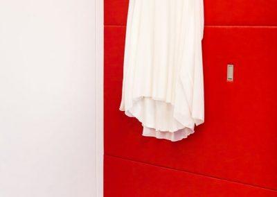 Vorzimmer-Garderobe