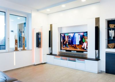 Wohnzimmer LED Beleuchtung App gesteuerter (5)